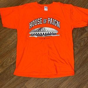 House of Paign Illinois Basketball Stadium Tee